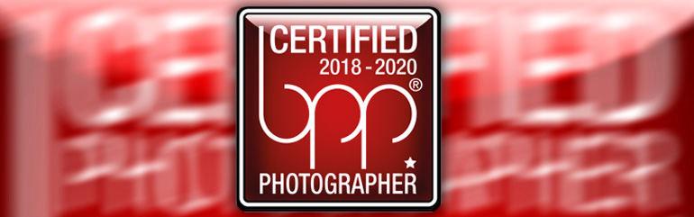 Certified Photographer